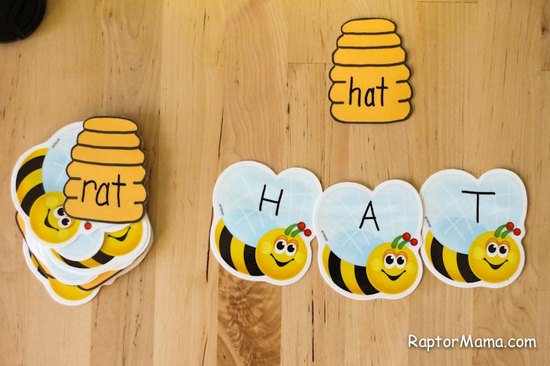Raptormama B is for Bumblebee_-7