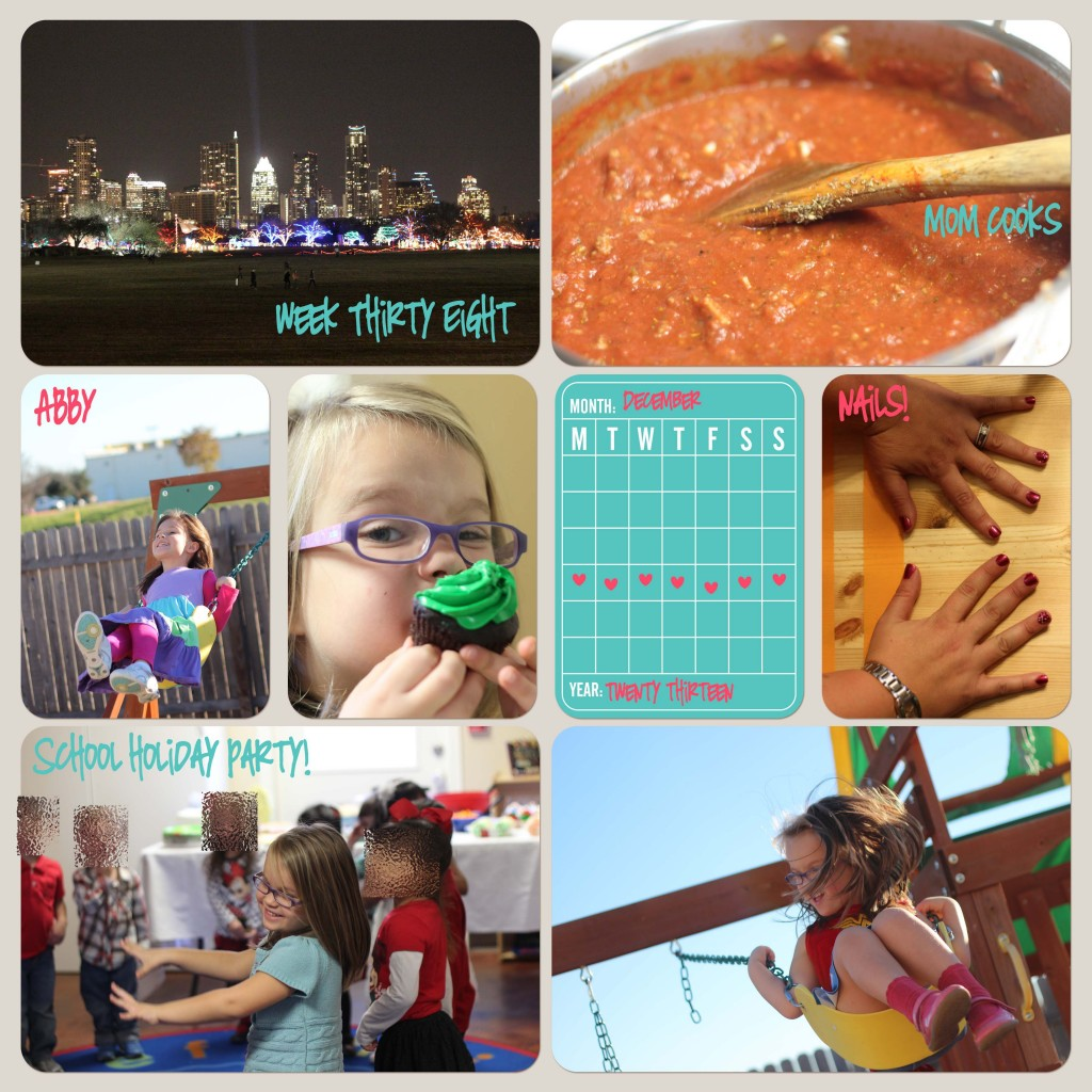 week 38Ablog